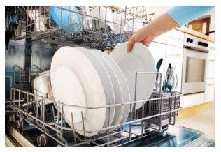 no heat dishwasher
