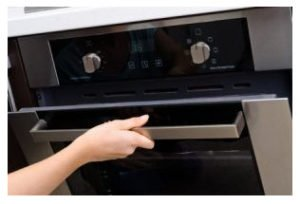 Save space with a wall oven