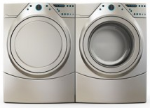 Front loading dryer services