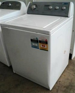 Whirlpool 75kg top loader washing machine
