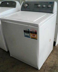 Whirlpool 75kg top loader washing machine